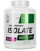 Сывороточный протеин Progress Nutrition Whey Protein Isolate, 1800 г