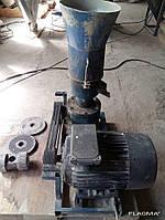 Гранулятор комбикорма производительностью 400 кг