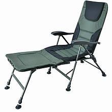 Карповое кресло кровать раскладушка туристическая для кемпинга Ranger SL-104