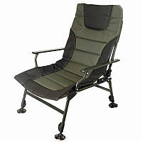 Карповое кресло рыбацкое туристическое Ranger Wide Carp SL-105