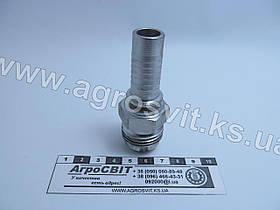 """Штуцер AGJ 1.1/16""""-12  (под шланг dу=16 мм.)"""