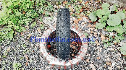 Шина камерна на скутер 3.50-10 Casumina 4 PR В'єтнам, фото 2