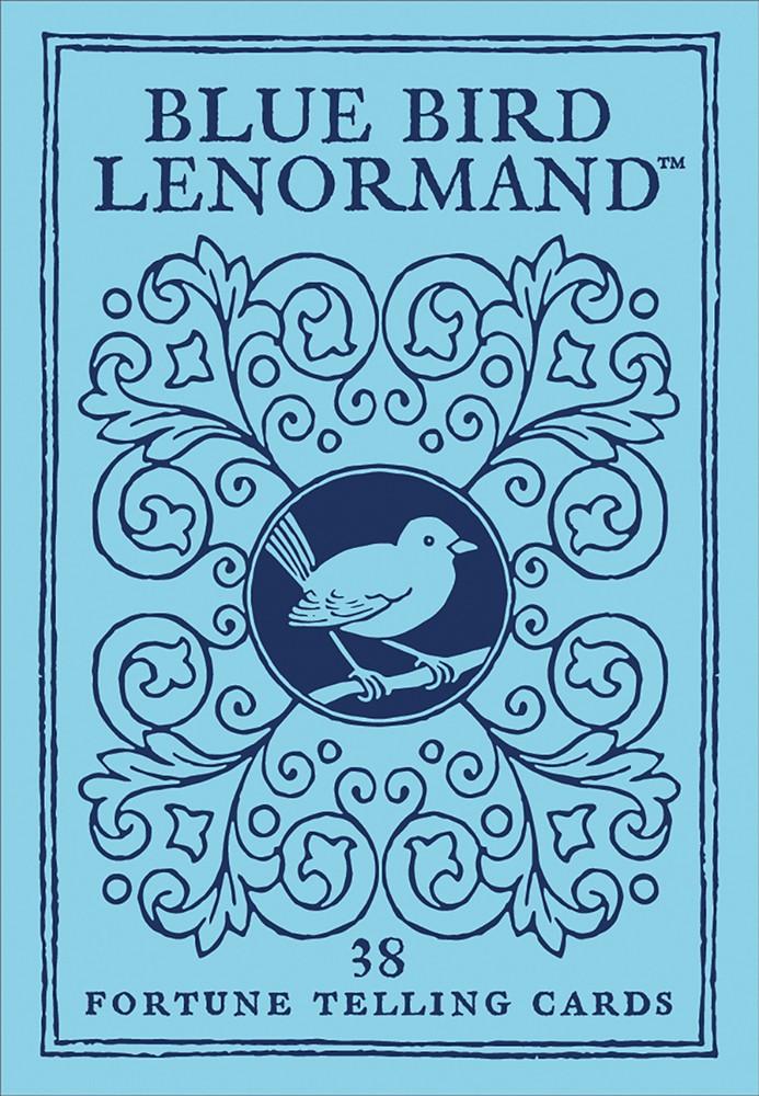 Blue Bird Lenormand/ Ленорман «Синій птах»