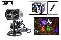 Новогодний уличный лазерный проектор, XX-MIX-1005