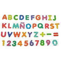 Английский алфавит для детей Viga Toys, детский набор для обучение, набор магнитных букв и цифр Буквы и цифры