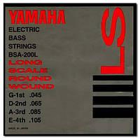 Струны YAMAHA BSA200L BASS STAINLESS STEEL (45-105)