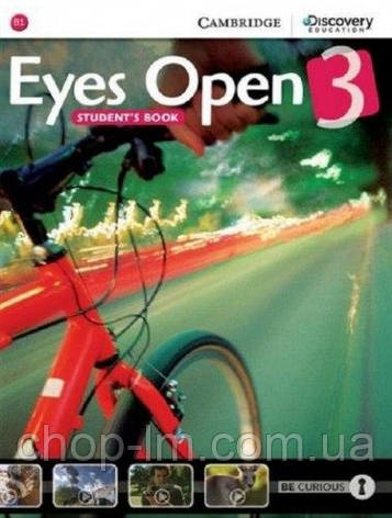 Учебник Eyes Open 3 Student's Book (автор: Ben Goldstein), Cambridge University Press, фото 2