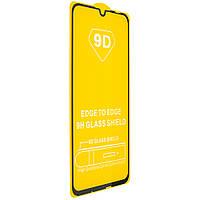 Защитное стекло 9D для Huawei P smart 2019 / P smart Plus 2019 - Черный