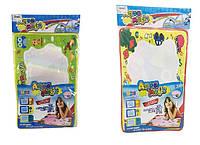 Коврик для рисования водой 70006-170002-1120шт 2 вида, в пакете 37561см
