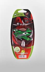 Zollex Осв. пов. воздуховод Літак (Green Apple) AP-2GA