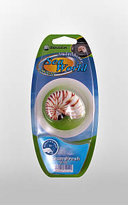 Zollex Осв. пов. воздуховод Ракушка (Ocean Fresh) SH-1OF