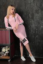 """Спортивное женское платье с капюшоном """"One Way"""", фото 2"""