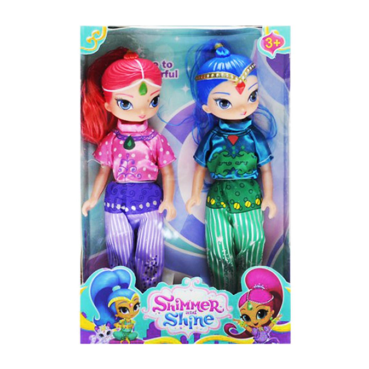 """Набор кукол """"Шиммер и Шайн"""" Shimmer and Shine"""
