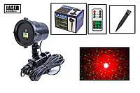 Новогодний уличный лазерный проектор, XX-LS-807RGB