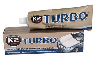 K2 Tempo Воскова паста для полір. кузова 120гр.