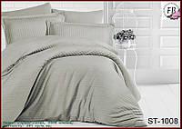 Постельное белье страйп - сатин ST-1008