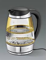 Стеклянный электрический чайник с регулировкой температуры IdeenWelt, Германия, Электрочайник