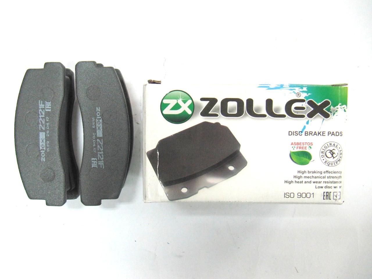 Zollex Гальм. колодки (передн) ВАЗ 2121 Z2121F