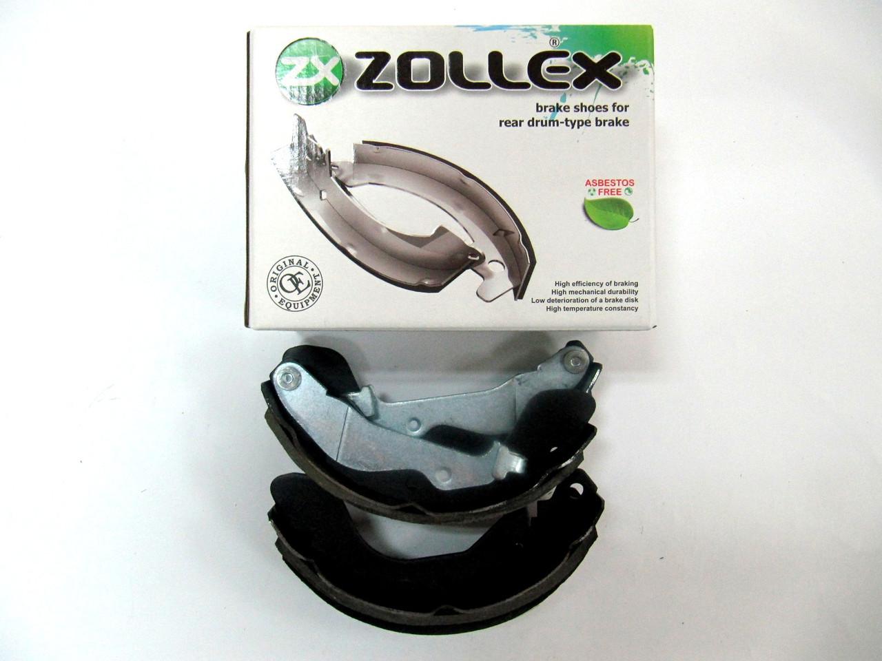 Zollex Гальм. колодки (задні) Aveo Z5010B