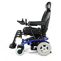 Электроколяска для инвалидов W-1024. Инвалидная коляска. Широкое сиденье 50 см., фото 3