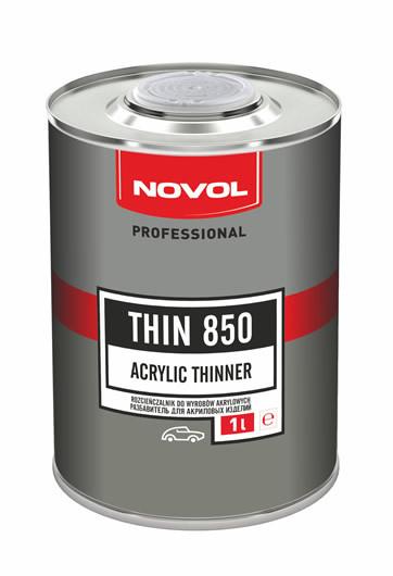 NOVOL Розчинник THIN 850 для акрил.виробів 1.0л 32102