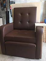 Педикюрное кресло из кожзама, фото 1