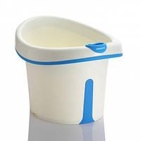 Ванночка Винни, бело-голубая Babyhood BH-304B