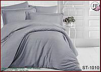 Постельное белье страйп - сатин ST-1010