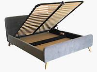 Кровать Нойланд 140х200 двуспальная с подъемным механизмом