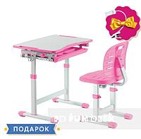 Комплект для школьника парта + стул piccolino 3. FunDesk