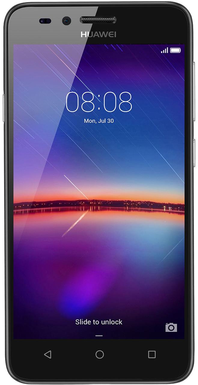 Huawei Y3 II (LUA-U22) 1/8Gb Black C Grade Б/У