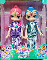 "Кукла музыкальная ""Шиммер и Шайн"" 25см (поет песню) - Shimmer and Shine"
