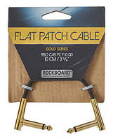 Патч-кабель ROCKBOARD RBOCABPC F10 GD GOLD Series Flat Patch Cable