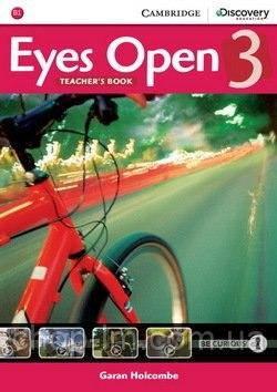 Eyes Open 3 Teacher's Book. Автор: Garan Holcombe / Cambridge (Книга для учителя)