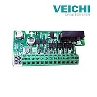 AC300PG01-A1.1(12V) плата подключения энкодера к частотному преобразователю АС300