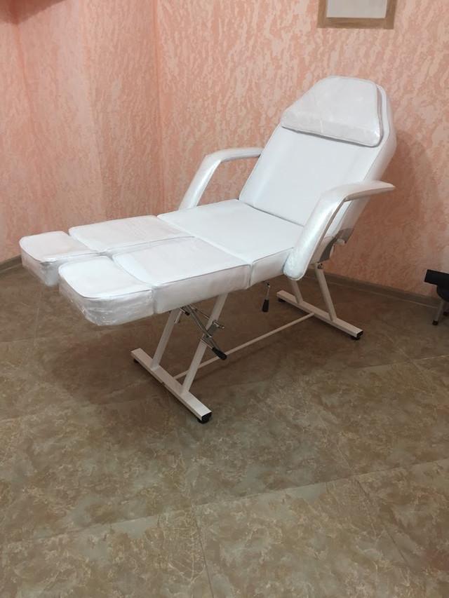 Педикюрное кресло кушетка