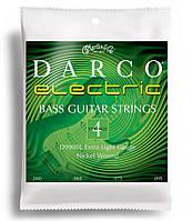 Струны для бас-гитары MARTIN D9900L DARCO Electric Bass Extra Light (40-95)