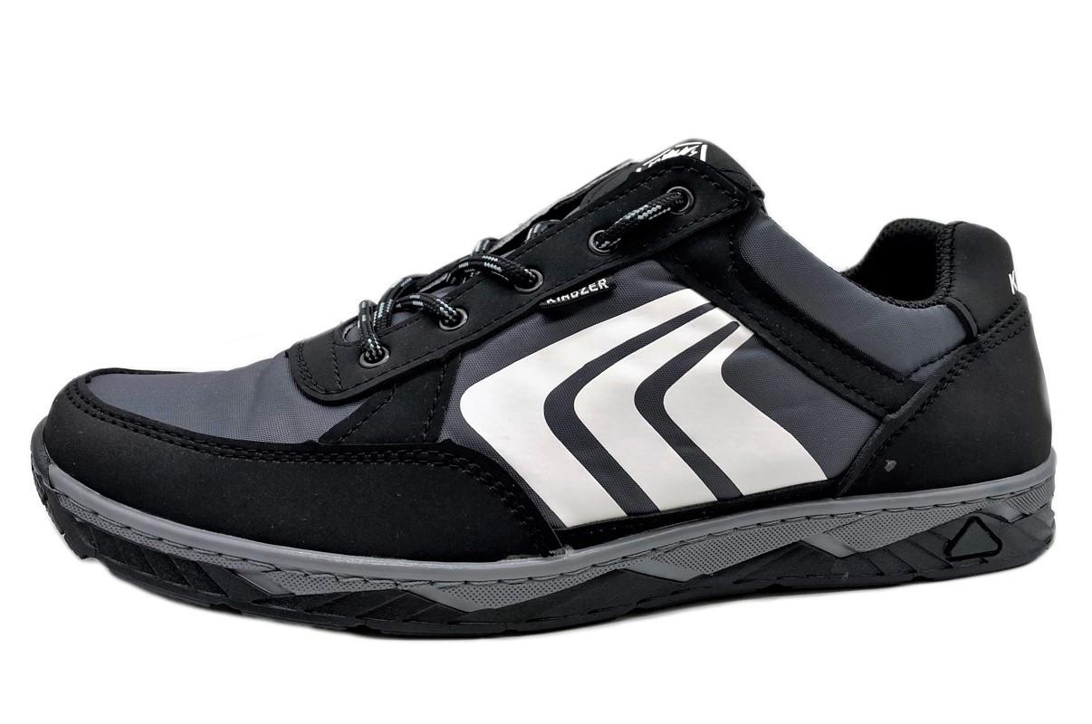 Кросівки чоловічі демісезонні, сірі