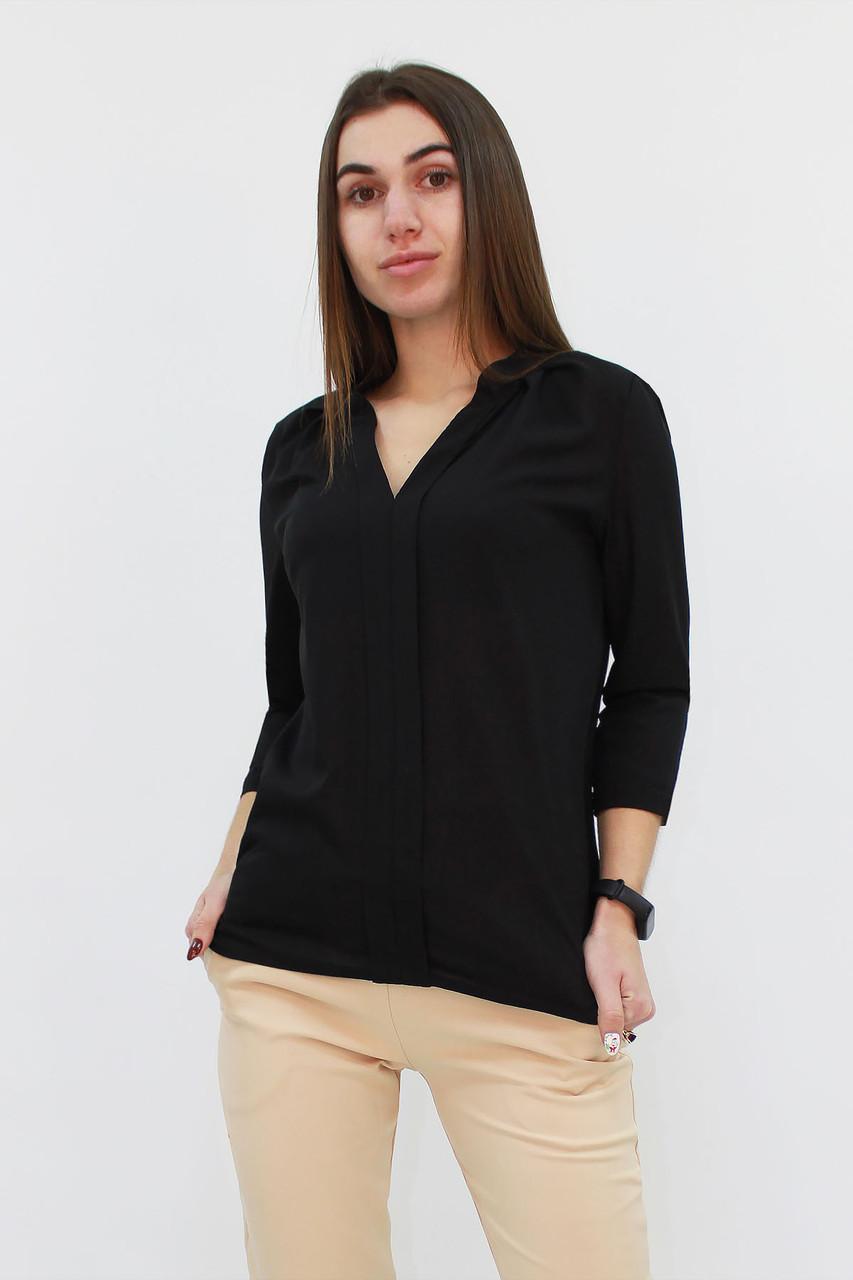 S, M, L, XL | Молодіжна жіноча блузка Kary, чорний
