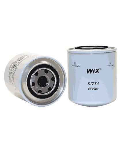 Фильтр масляный, WIX 51774