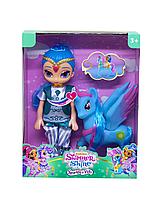 "Кукла музыкальная  ""Шайн"" 25см с фигуркой пони -  Shimmer and Shine scn"