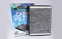 Zollex Фильтр салону ВАЗ 2110-12, Приора (C) Z-504C