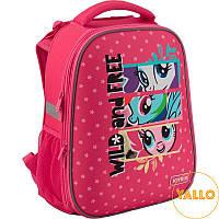 Рюкзак школьный каркасный Kite Education My Little Pony (LP19-531M) Для Младших классов (1-4)
