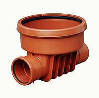 Колодец проходной ПВХ 400 / 250 для гофрированных труб