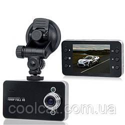 Автомобильный видеорегистратор DVR X-3 K6000 Full HD (1080p)