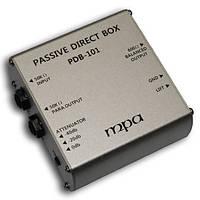 D.I. box / Директ бокс PAXPHIL FDB-101