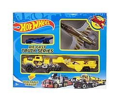 Машина Hot Wheel DIE CAST TRUCKсинее авто YG Toys T-R115-E1