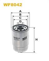 WIX WF8042 Фільтр паливний (МТЗ злив) PP 837
