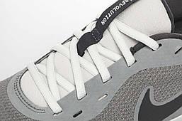 Кроссовки мужские nike revolution 5M серый, фото 3
