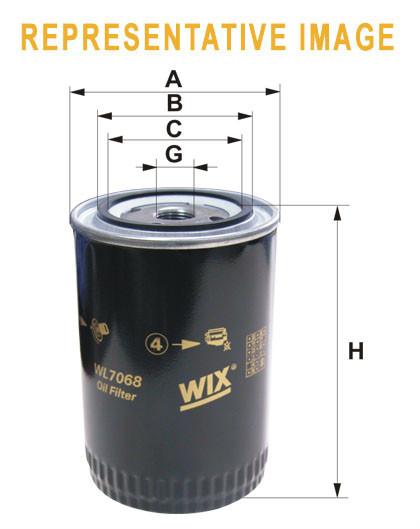 WIX 95008E Фільтр паливний Filtron PP 963